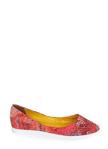 Nemesis Shoes Babet Oranj